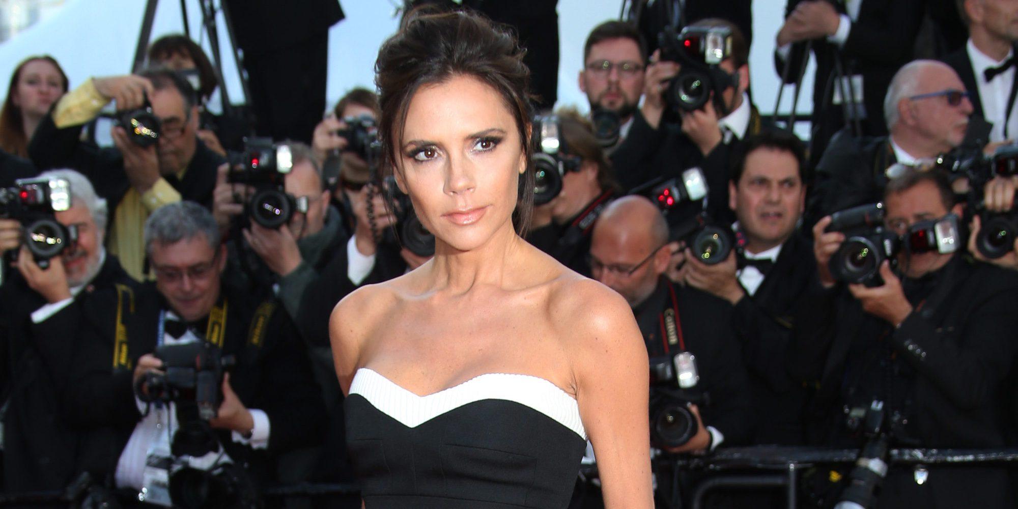 Victoria Beckham confiesa que estaba borracha cuando conoció a su marido David Beckham