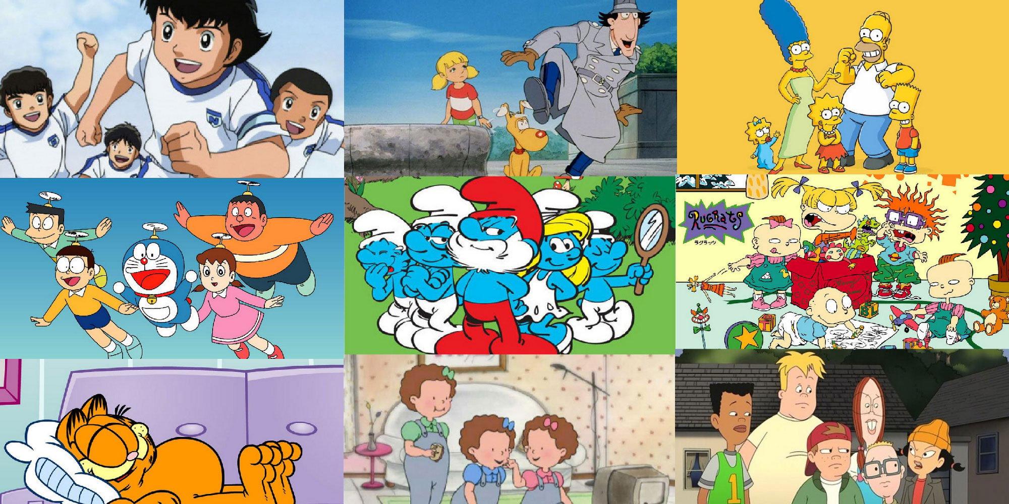 20 Series Infantiles Que Marcaron A Los Niños De Los 90 Bekia