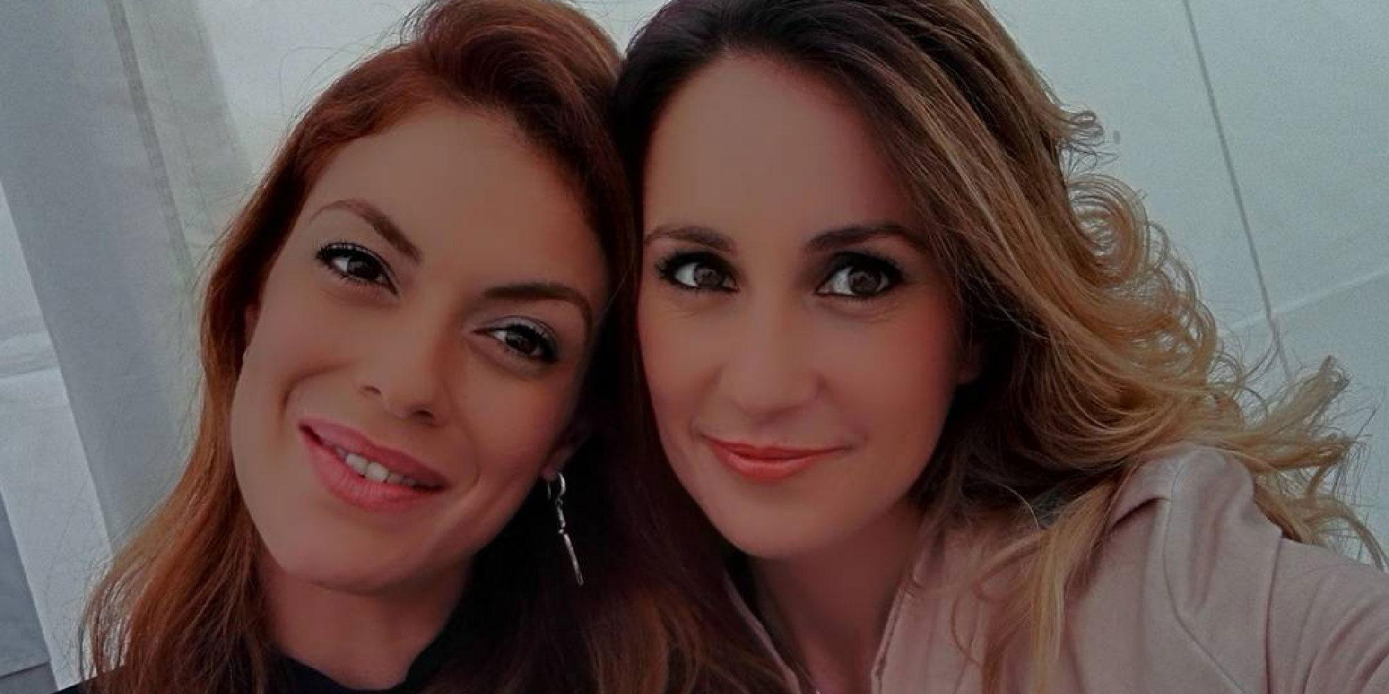 Mireia y Geno, emocionadas por recordar los éxitos de Fórmula Abierta en el reencuentro de OT