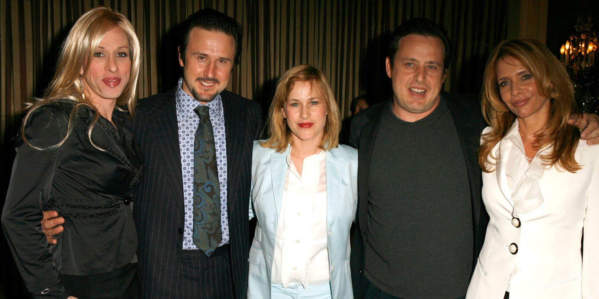 Los hermanos Arquette: cinco hermanos herederos de una saga de actores