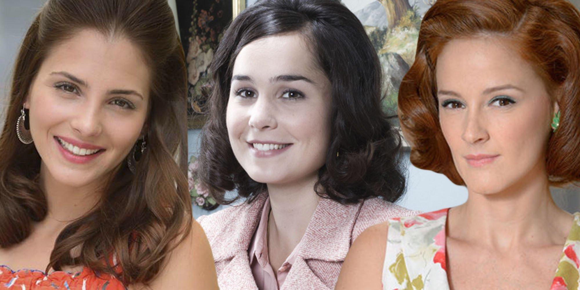 La trayectoria de las 5 jóvenes protagonistas de 'Amar es para siempre' que más nos han conquistado
