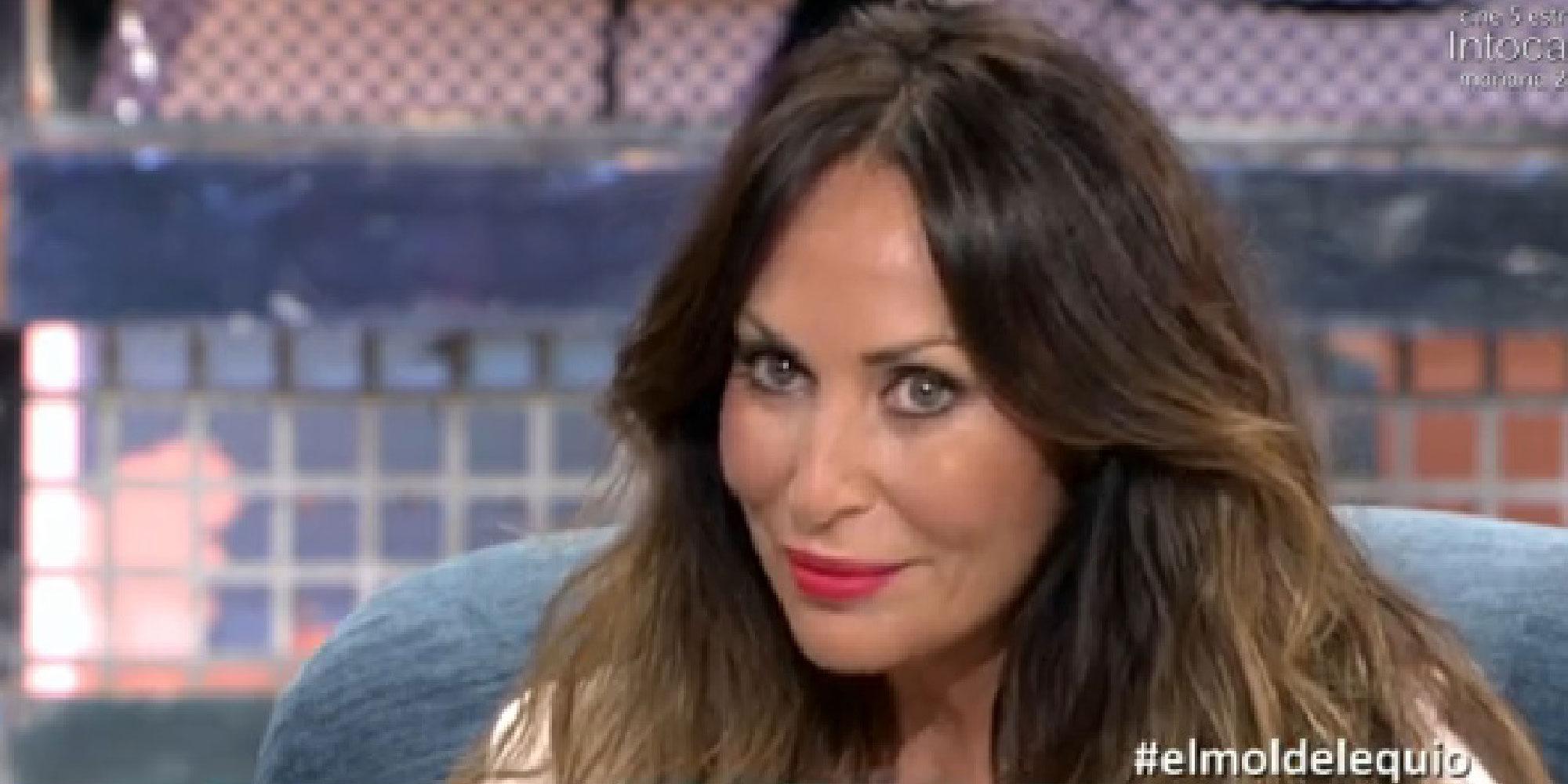 """Sonia Moldes habla de Alessandro Lequio en 'Sálvame Deluxe': """"Estaba obsesionado conmigo, me pedía volver"""""""