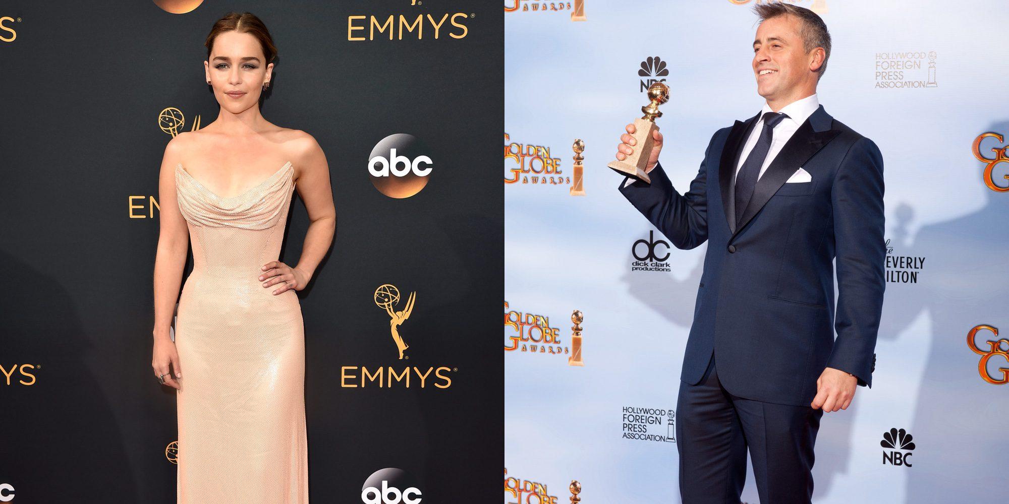 El polémico comentario que Matt LeBlanc hizo sobre Emilia Clarke en los Premios Emmy 2016