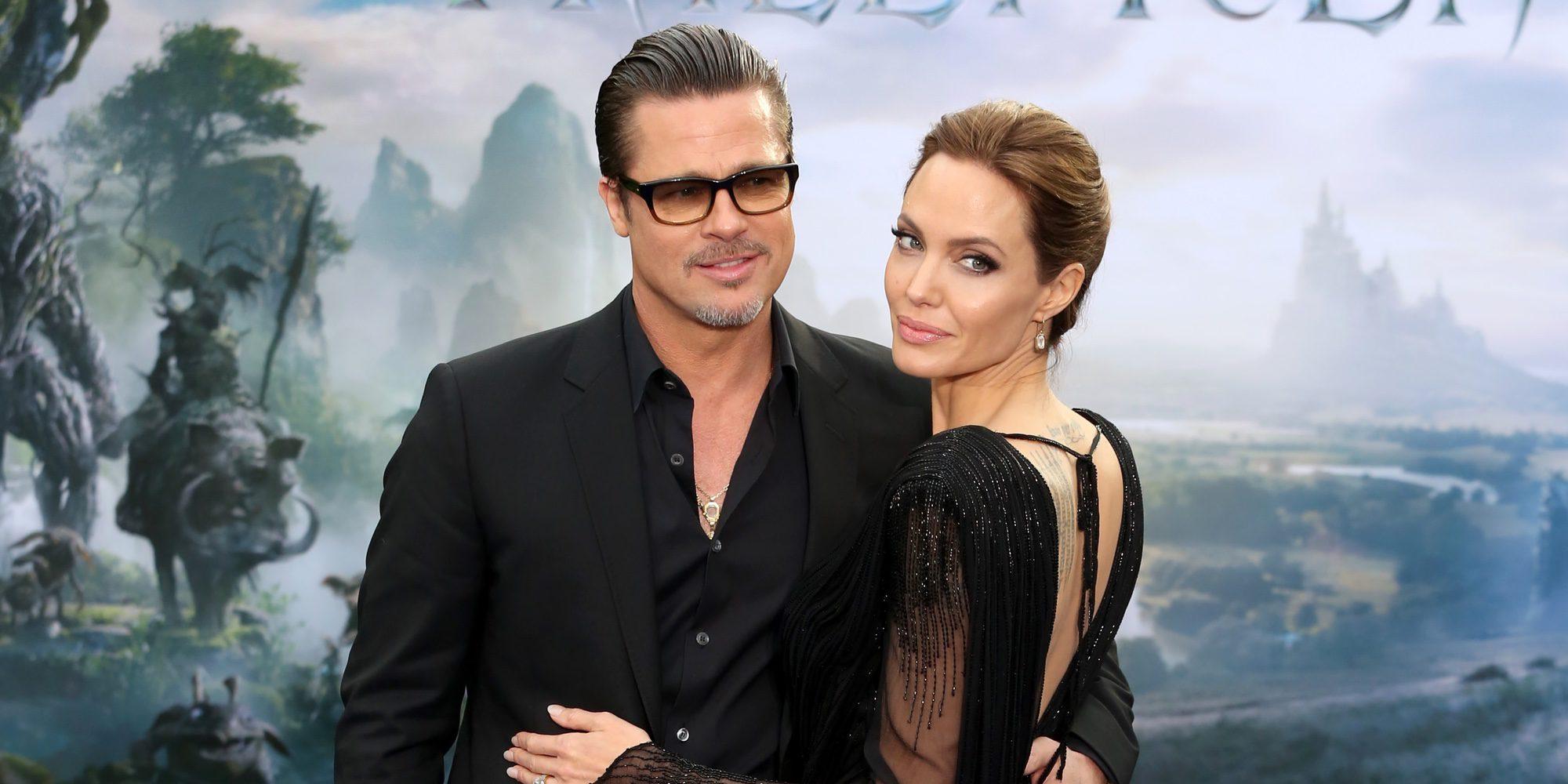 Angelina Jolie pide el divorcio a Brad Pitt