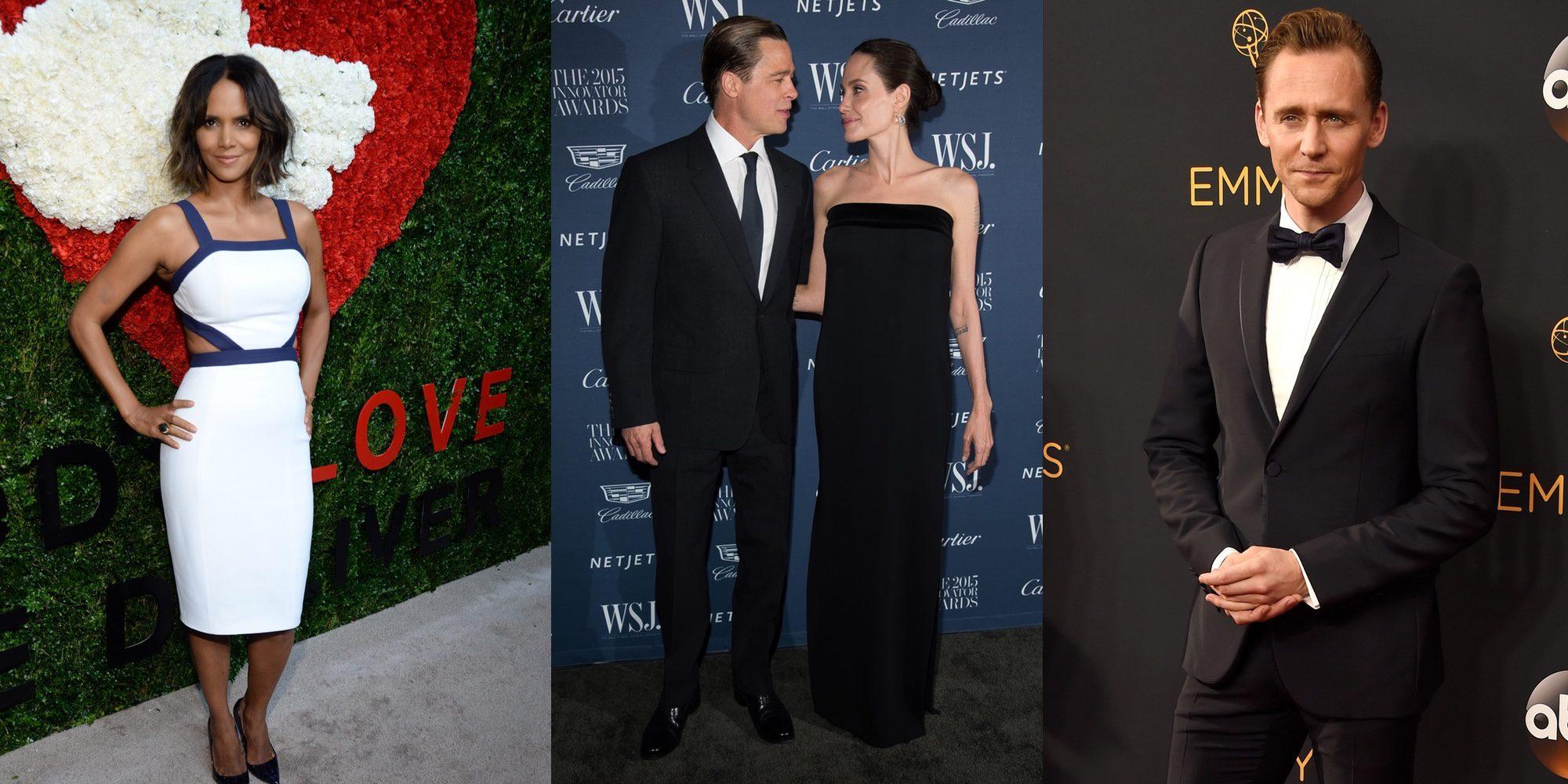 13 famosos y famosas con los que Angelina Jolie y Brad Pitt podrían superar su divorcio