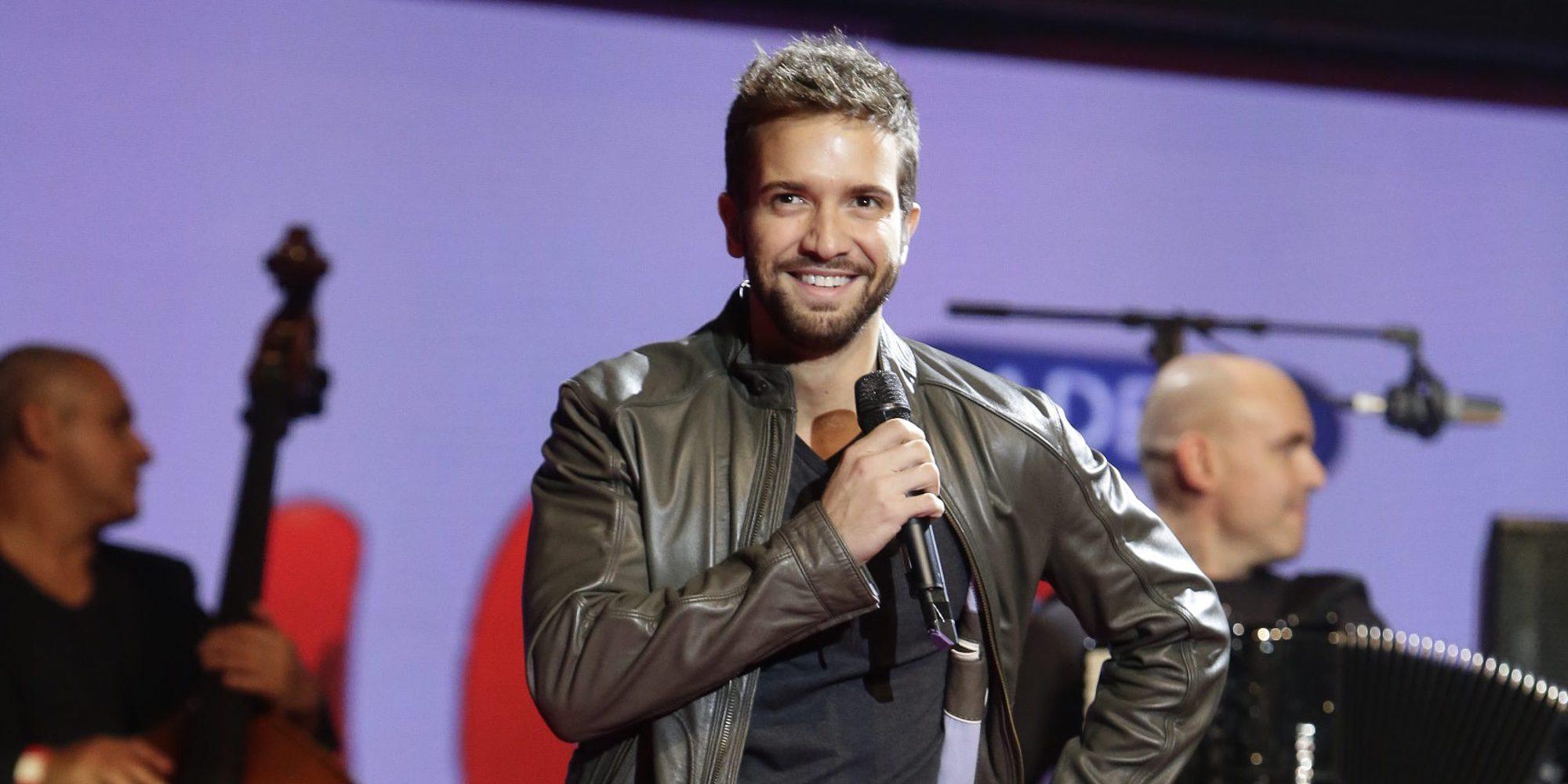Pablo Alborán, Enrique Iglesias y Pablo López, nominados a los Grammy Latinos 2016