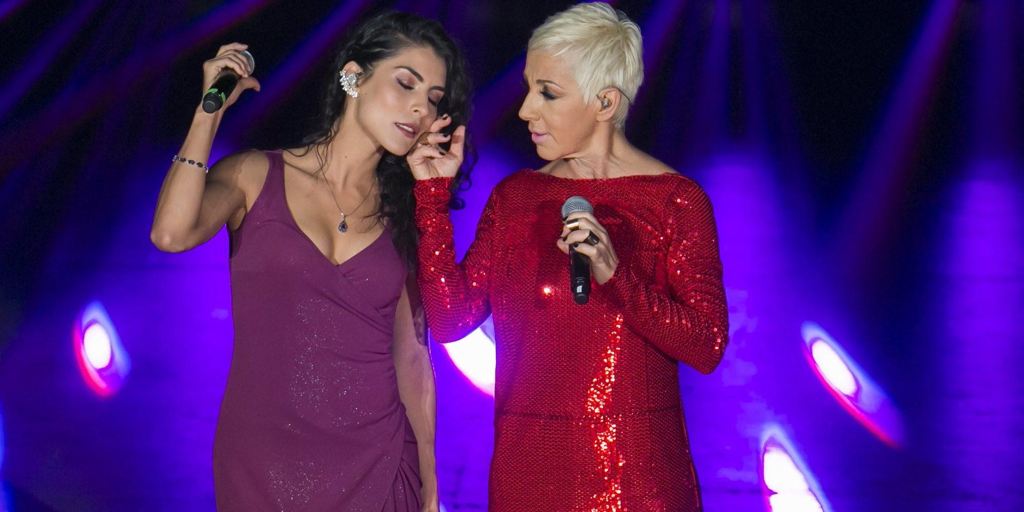 Show de besos lesbicos - 3 3