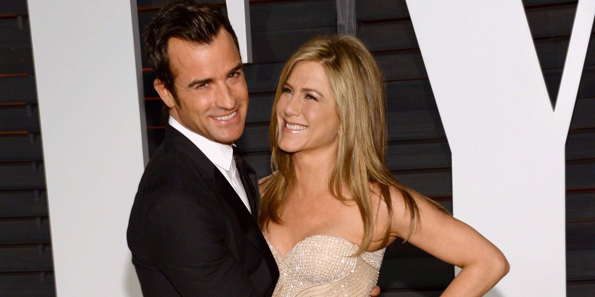 Justin Theroux explica las claves para que su matrimonio con Jennifer Aniston funcione