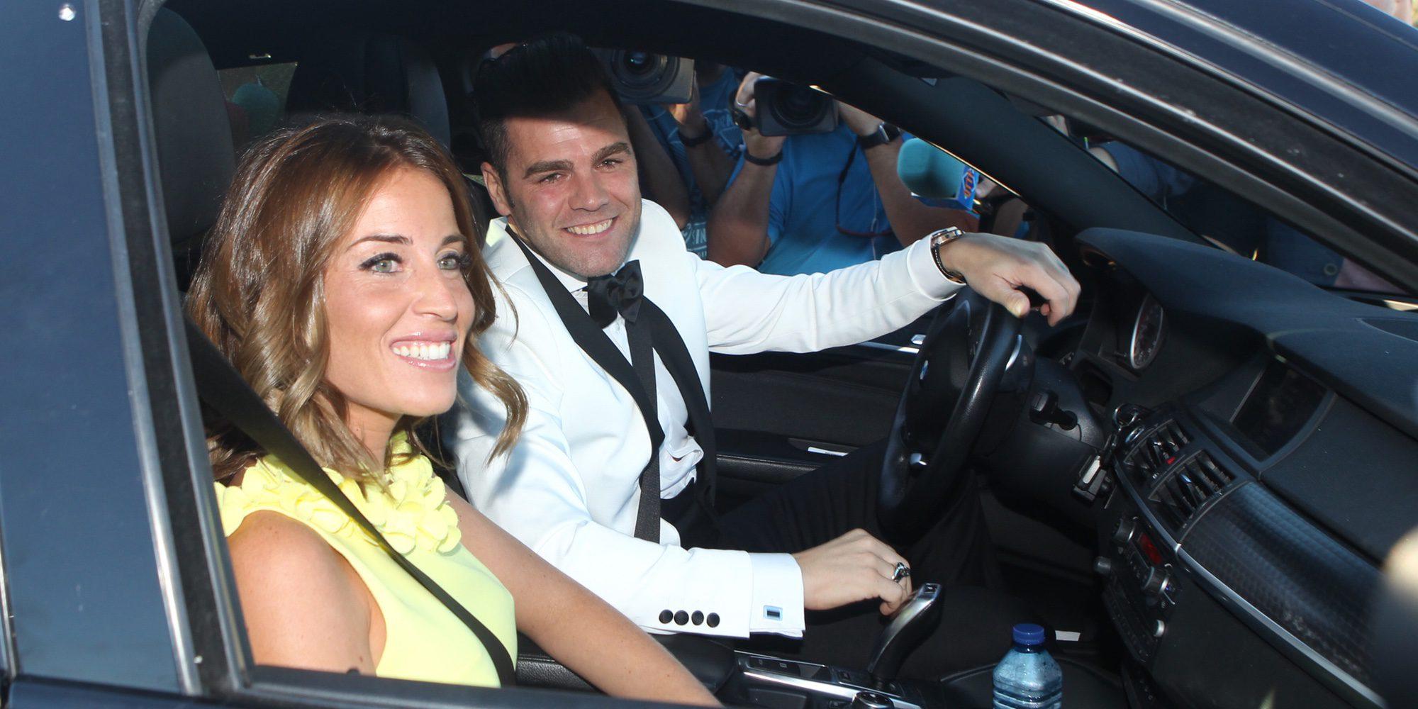 Fonsi Nieto y Marta Castro anuncian boda tras 3 años de relación