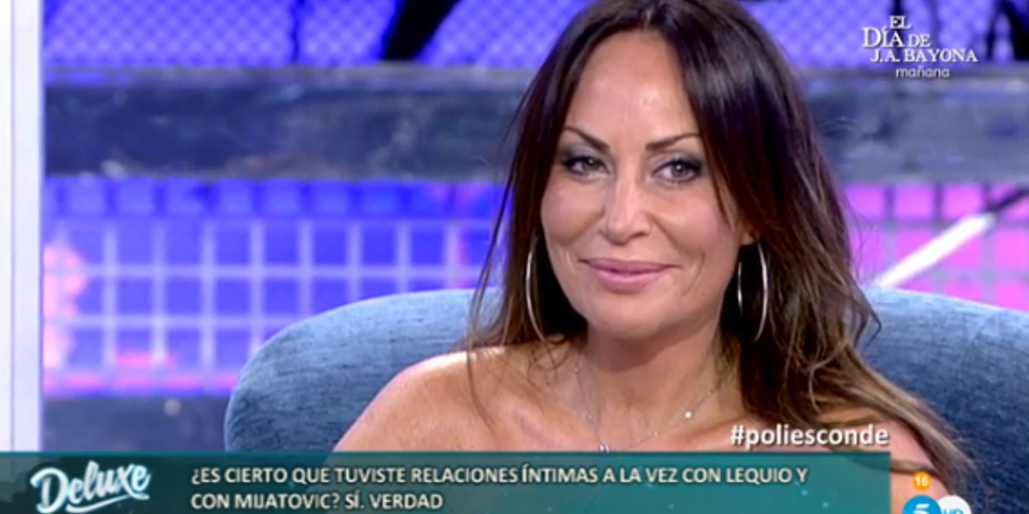 """Sonia Moldes: """"Alessandro Lequio me pidió volver estando con María Palacios"""""""