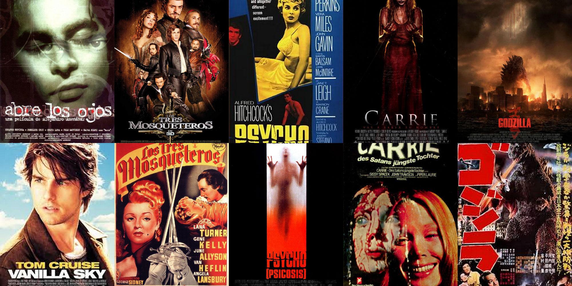Los 5 remakes que nunca debieron estrenarse