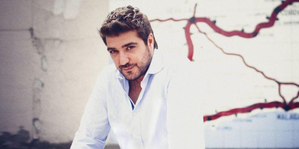 """Antonio Orozco: """"Hacer conciertos con el pie roto es lo peor que me ha pasado en la vida"""""""
