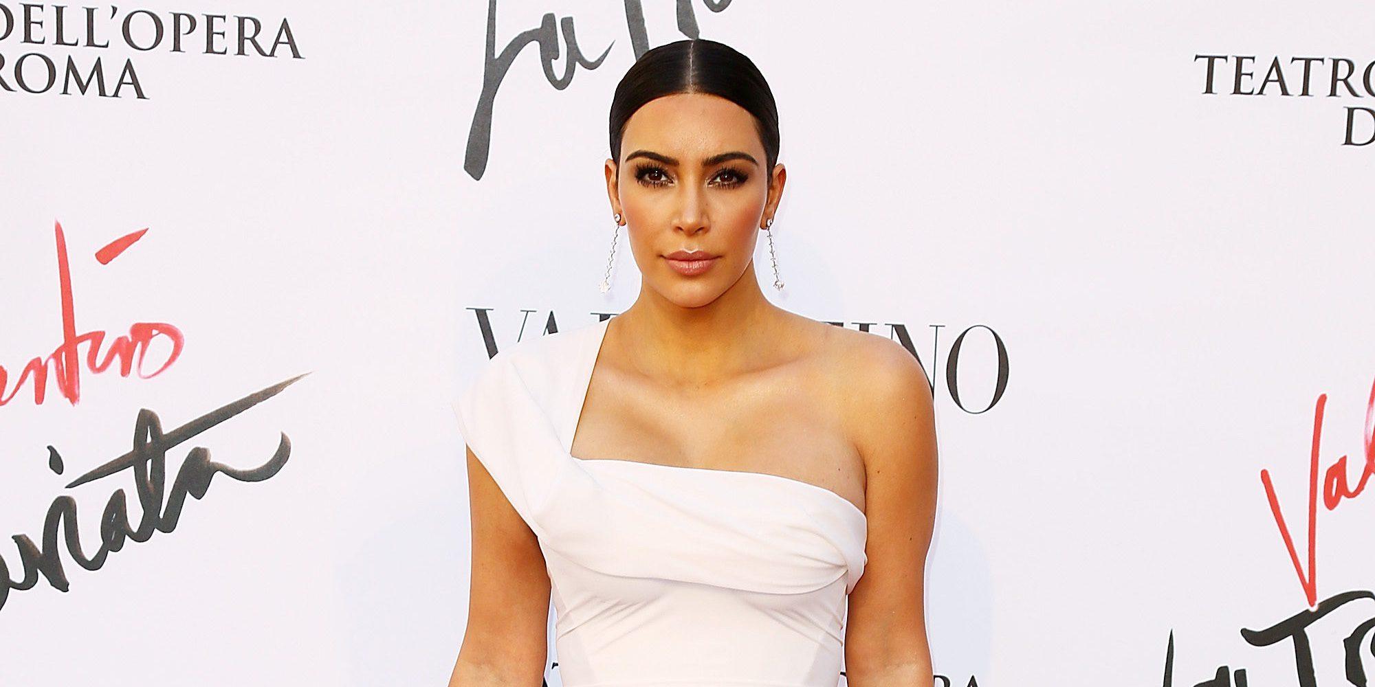 Primeras consecuencias del robo sufrido en París: Kim Kardashian cancela un evento en Dubai