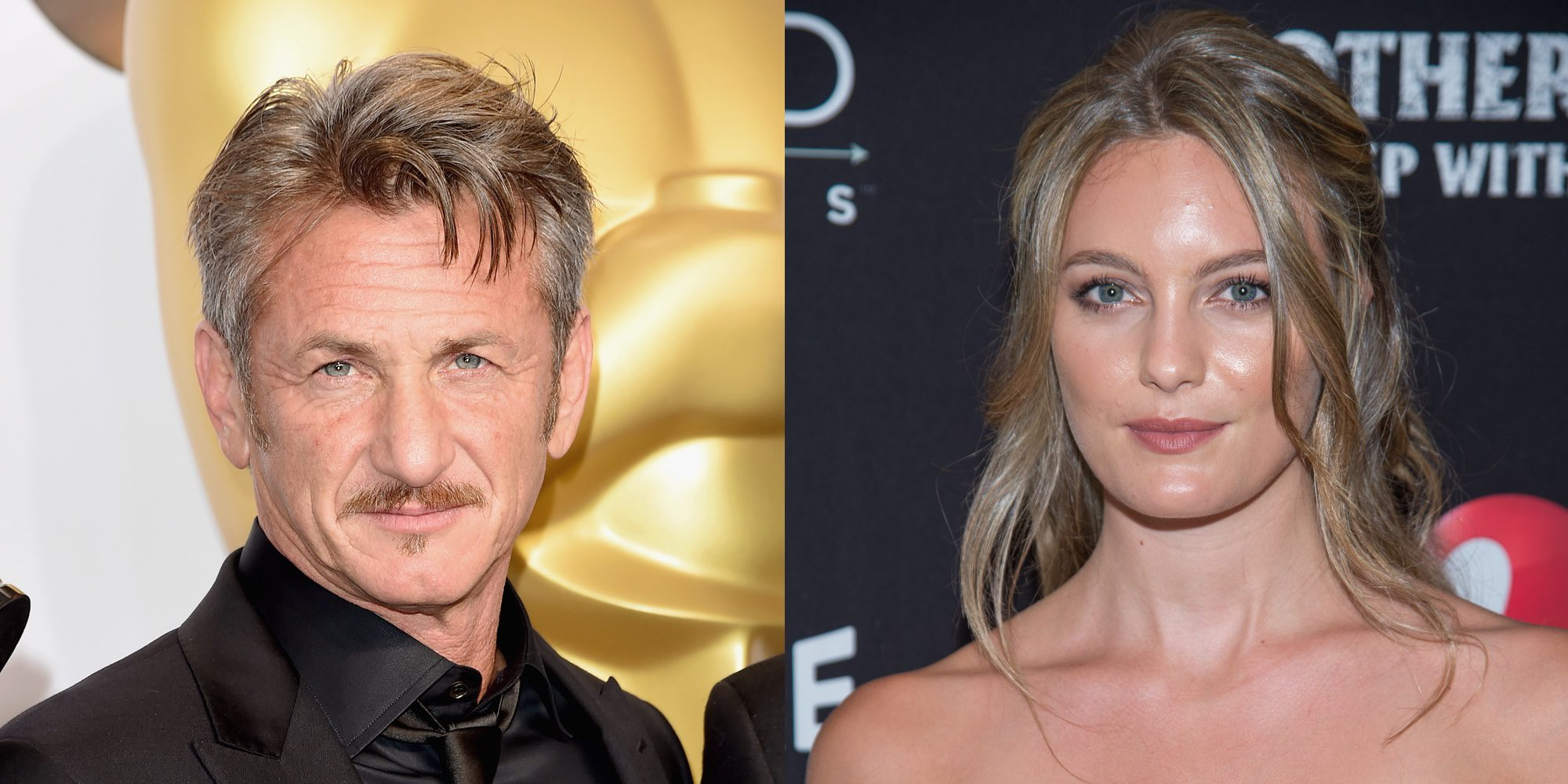 Sean Penn, pillado besándose con la actriz Leila George