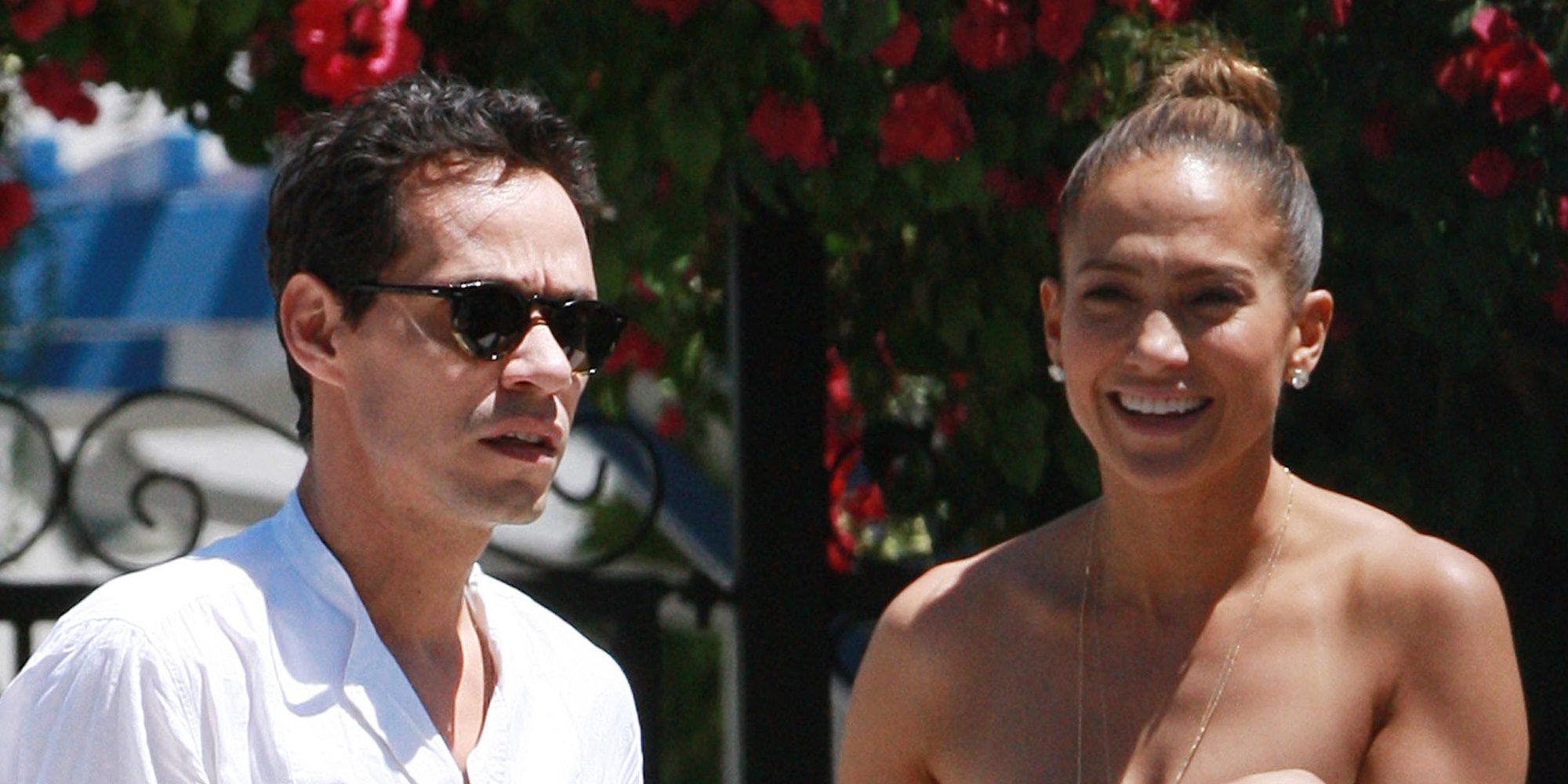 Jennifer Lopez y Marc Anthony se unen para colaborar en un álbum en español