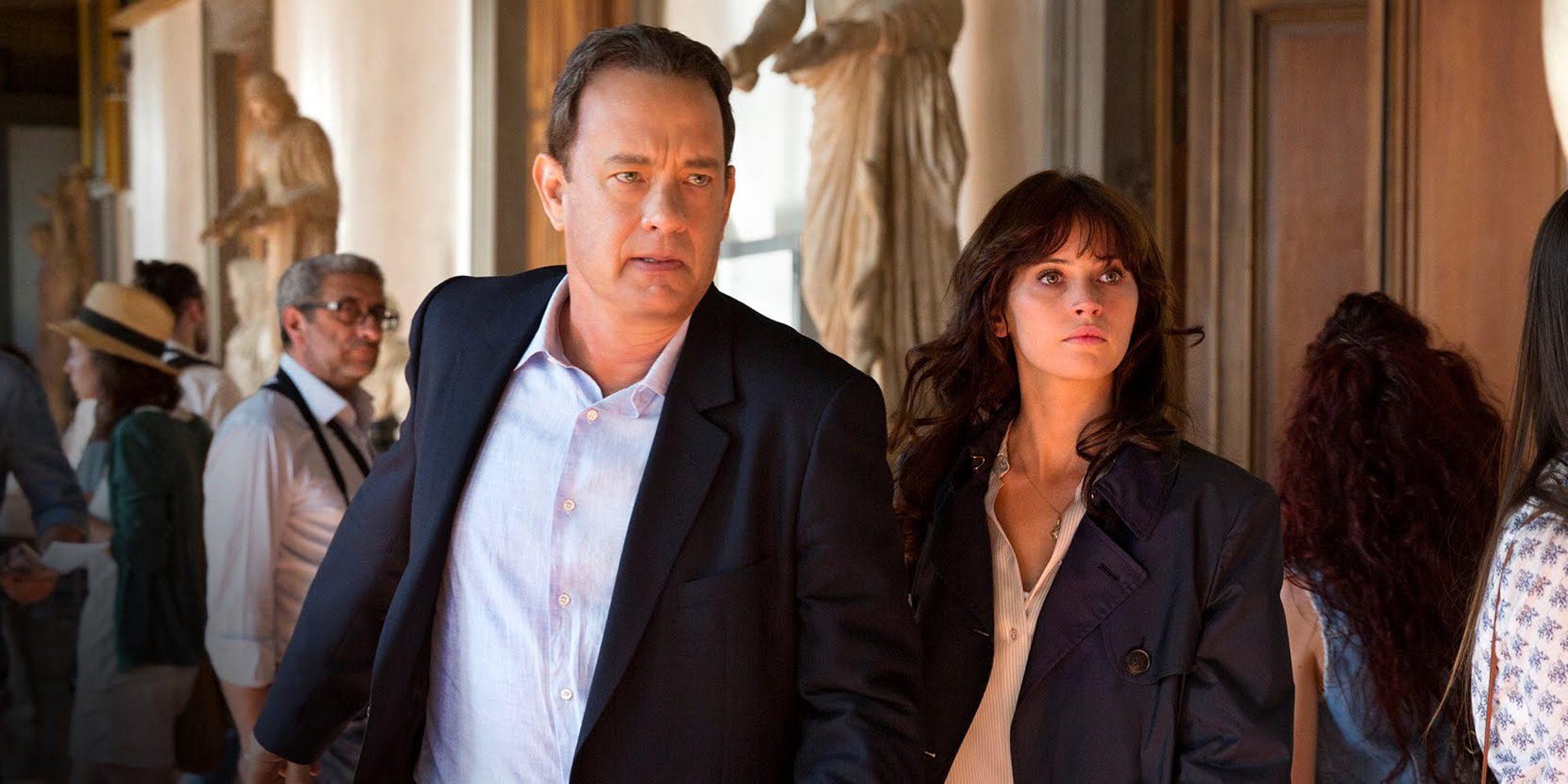 Tom Hanks y Felicity Jones estrenan 'Inferno', ¿podrán con el 'Monstruo' de Bayona?