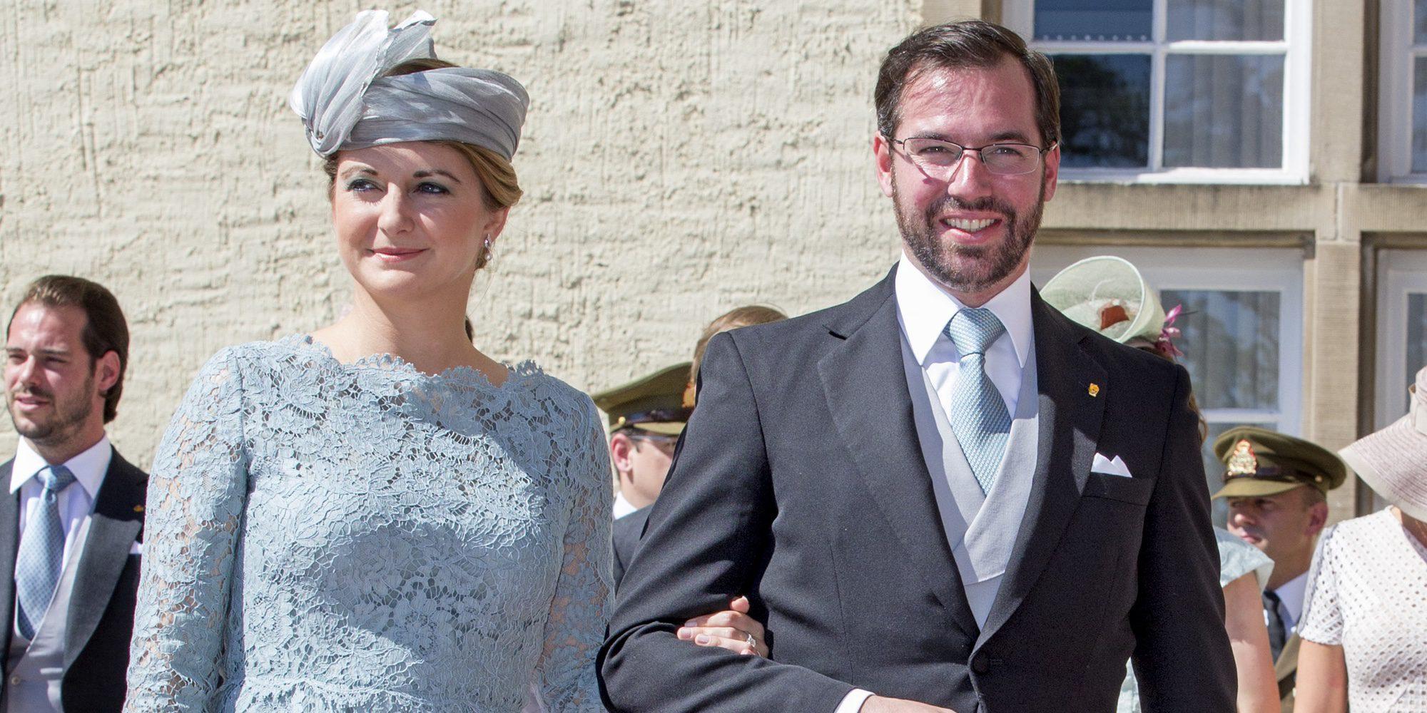 Guillermo de Luxemburgo y Stéphanie de Lannoy: los herederos que tienen a su país en vilo