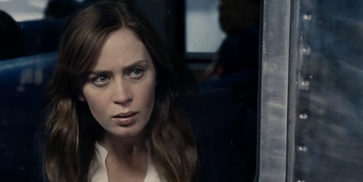 El misterio de 'La chica del tren' llega para sorprender a la cartelera