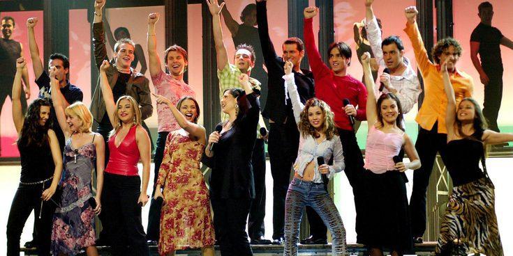 Natalia, Geno o Verónica Romeo se acuerdan del 15 aniversario del estreno de 'OT' con emotivos mensajes