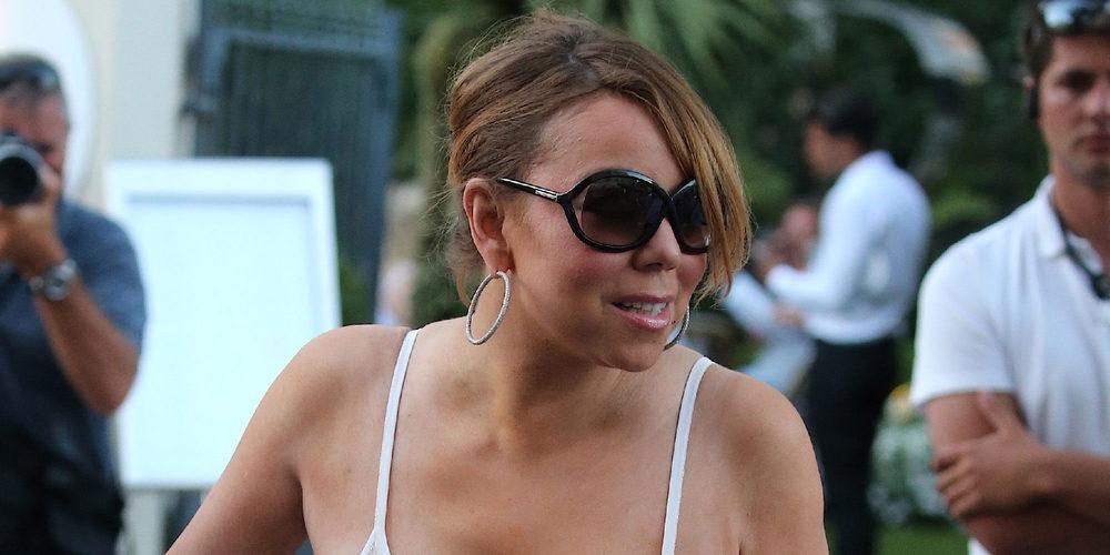 Mariah Carey cena con el bailarín que provocó su ruptura con James Packer