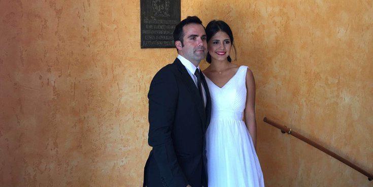 """Naím Thomas sobre su boda con Dahianha Mendoza: """"Estoy convencido de haber tomado la decisión correcta"""""""