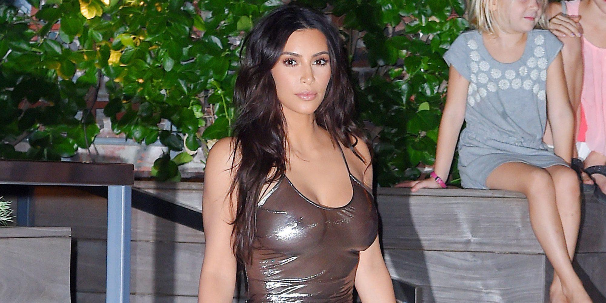 Kim Kardashian vuelve a grabar su reality tres semanas después del atraco en París