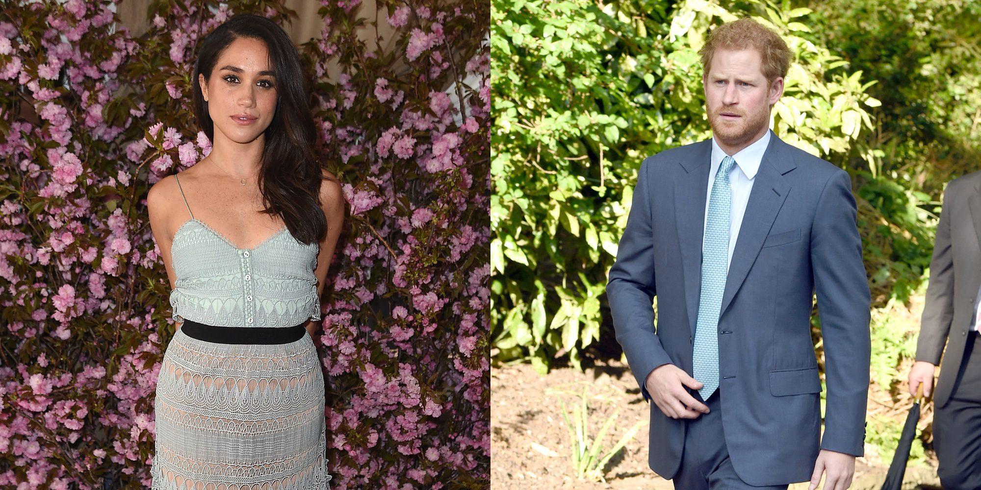 El Príncipe Harry estaría saliendo con la actriz Meghan Markle ('Suits') desde hace 5 meses