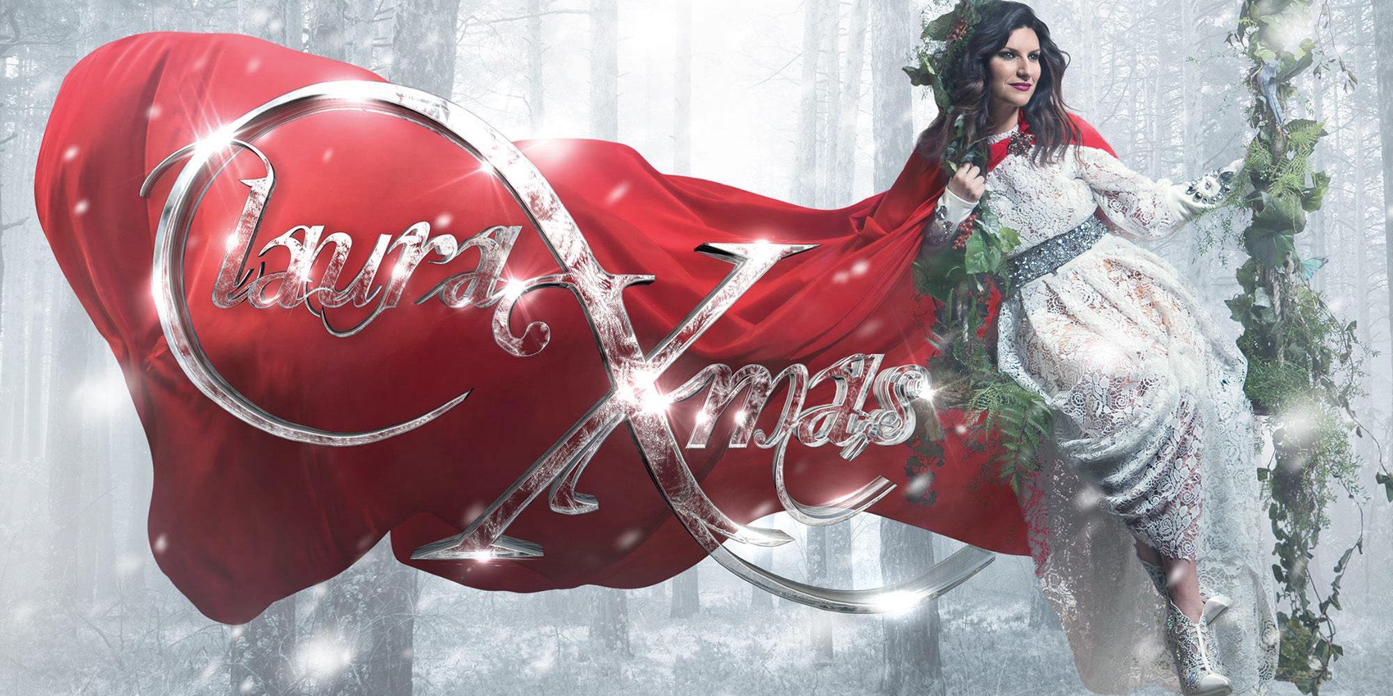 Laura Pausini lidera las novedades musicales de la semana gracias a 'Laura navidad'