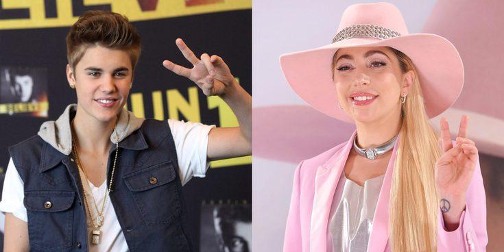 Lady Gaga, Justin Bieber y Martin Garrix encabezan la lista de ganadores de los MTV EMA 2016