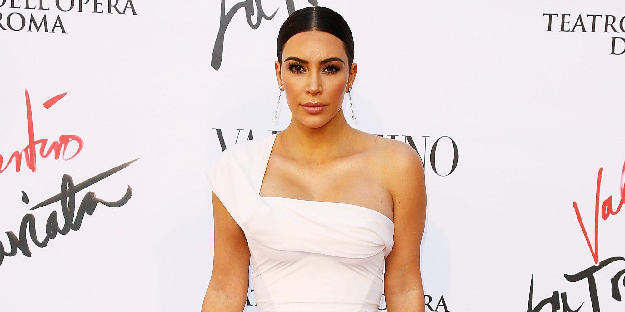 Kim Kardashian sufre ataques de ansiedad desde que fue atracada en París