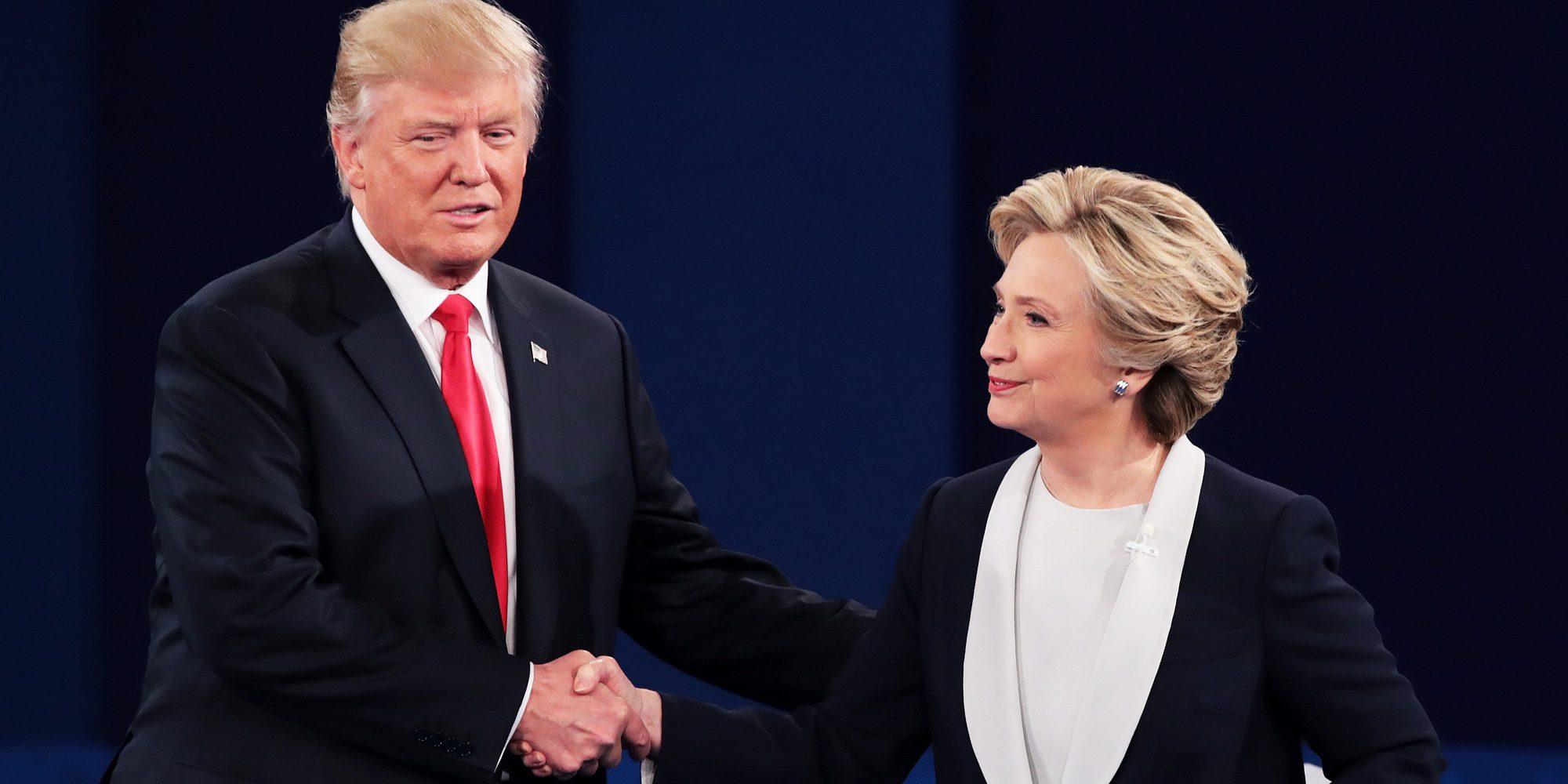 De la familia Obama a Madonna: los apoyos incondicionales de Hillary Clinton en el cierre de campaña