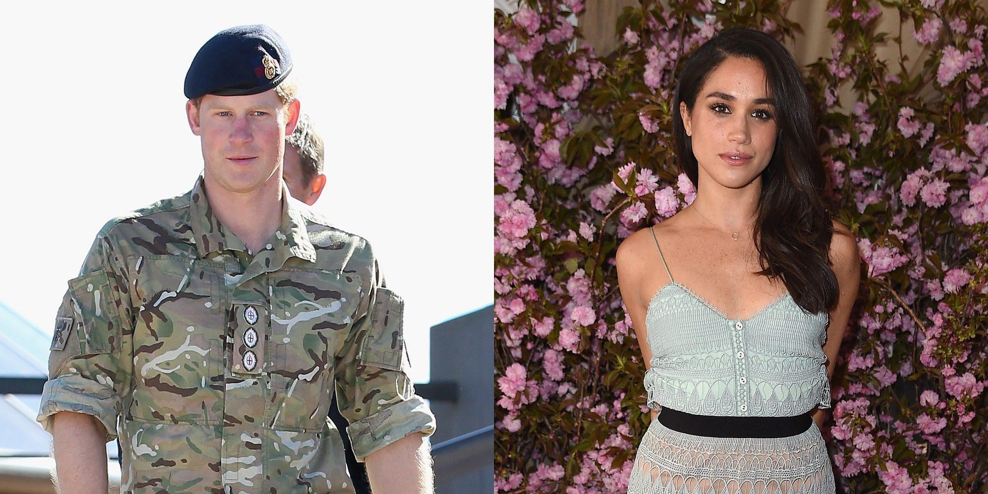 El Príncipe Harry confirma su relación con Meghan Markle y denuncia el acoso sufrido
