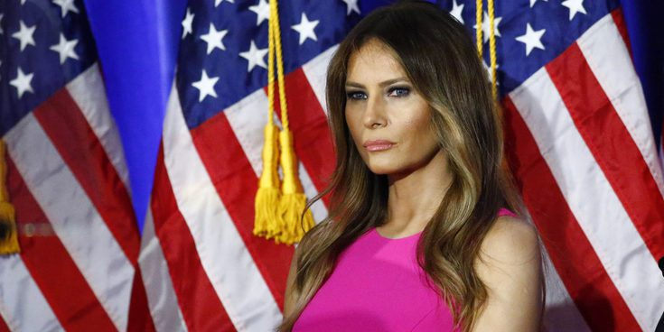 Conoce todo lo que tienes que saber sobre Melania Trump, la nueva Primera Dama de los Estados Unidos
