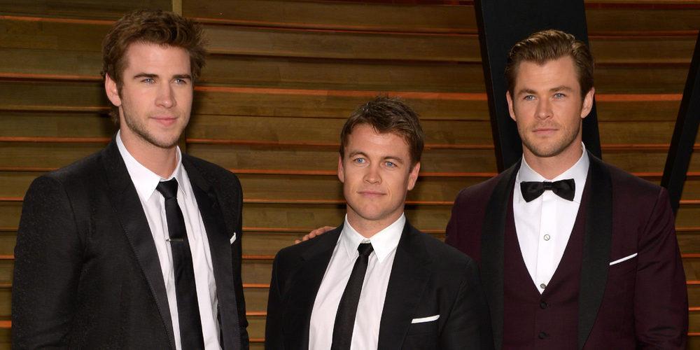 Los hermanos Hemsworth: actores, guapos y exitosos
