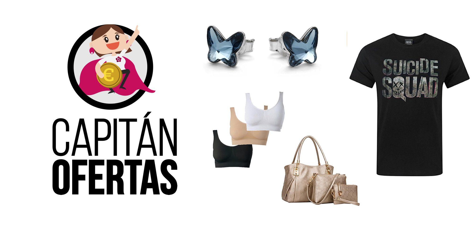 Las mejores ofertas en moda, complementos, joyería y calzado de esta semana