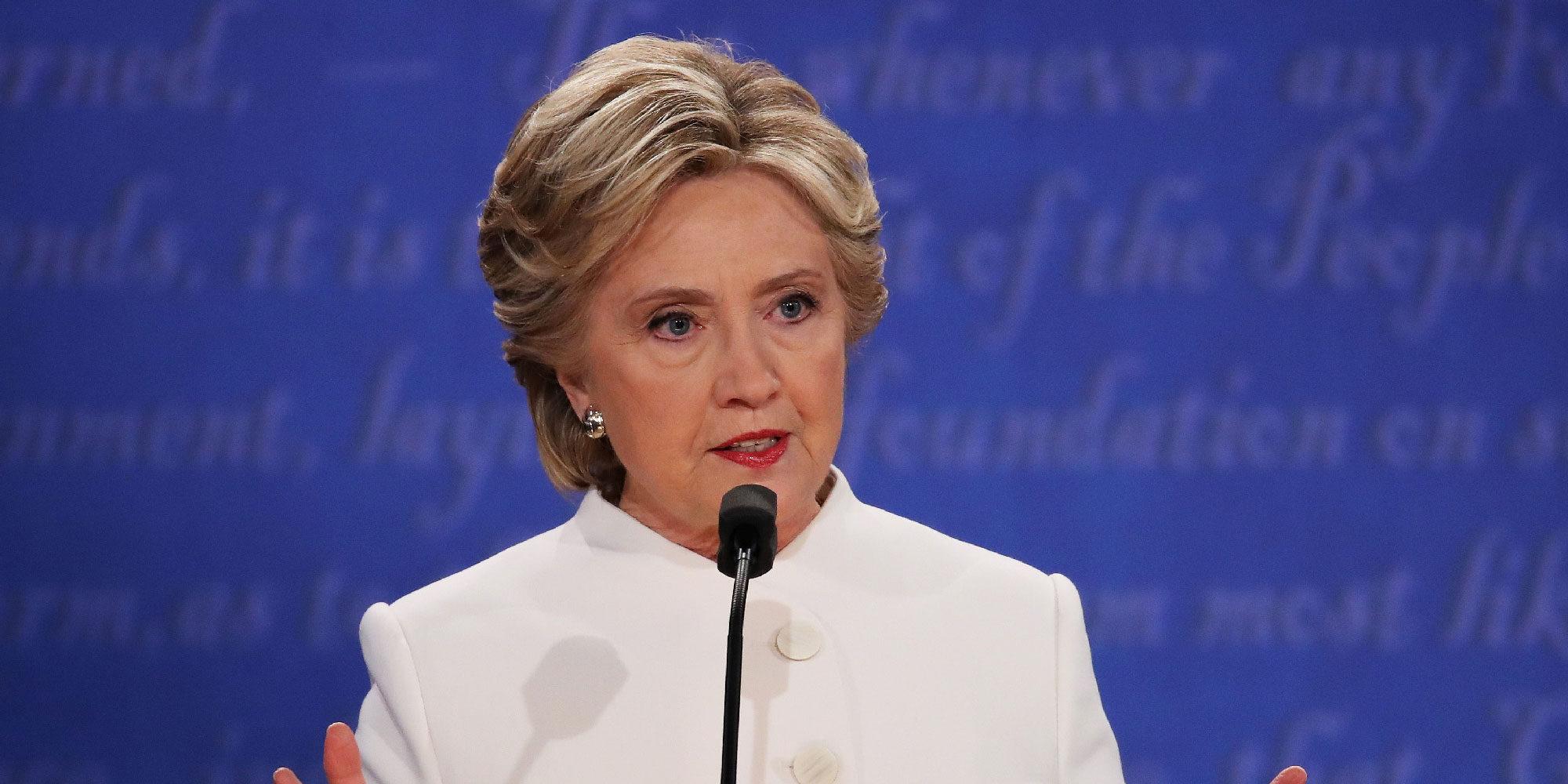 """Hillary Clinton, hundida tras perder las elecciones contra Donald Trump: """"No quería salir de casa"""""""