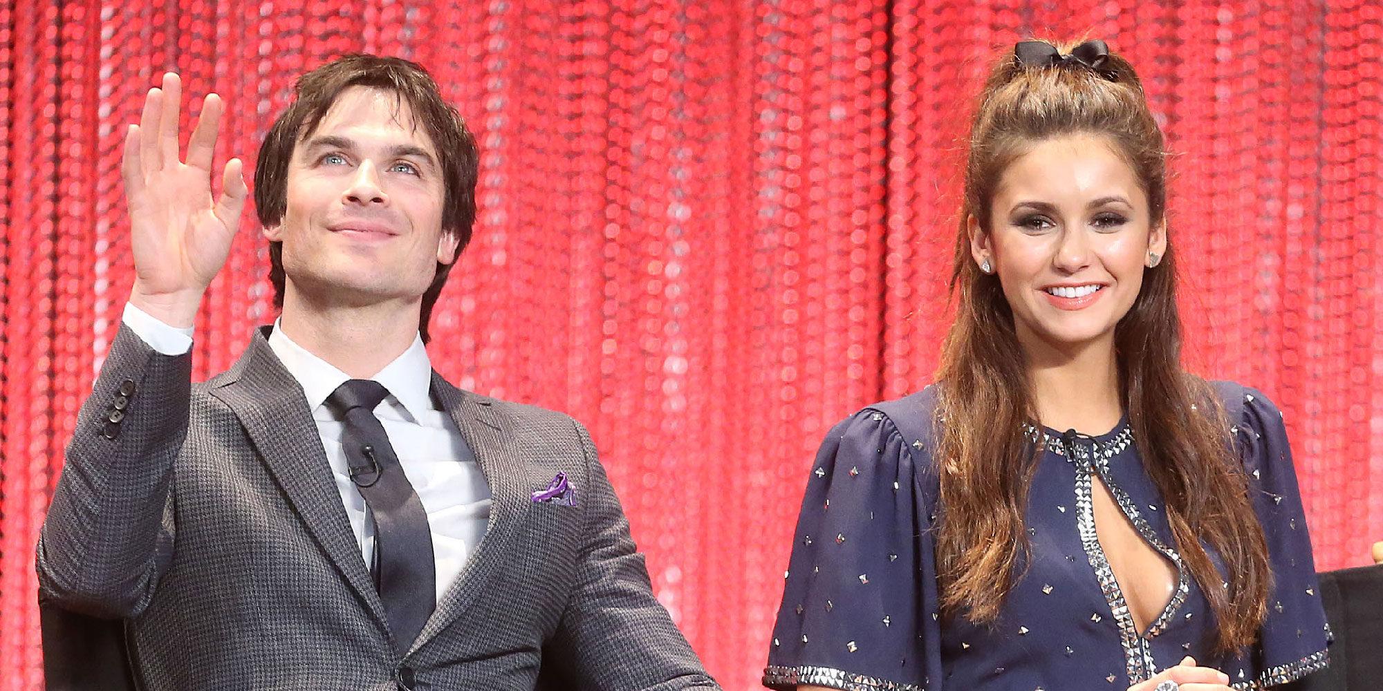 Ian Somerhalder y Nina Dobrev podrían protagonizar la nueva película de 'Crepúsculo'
