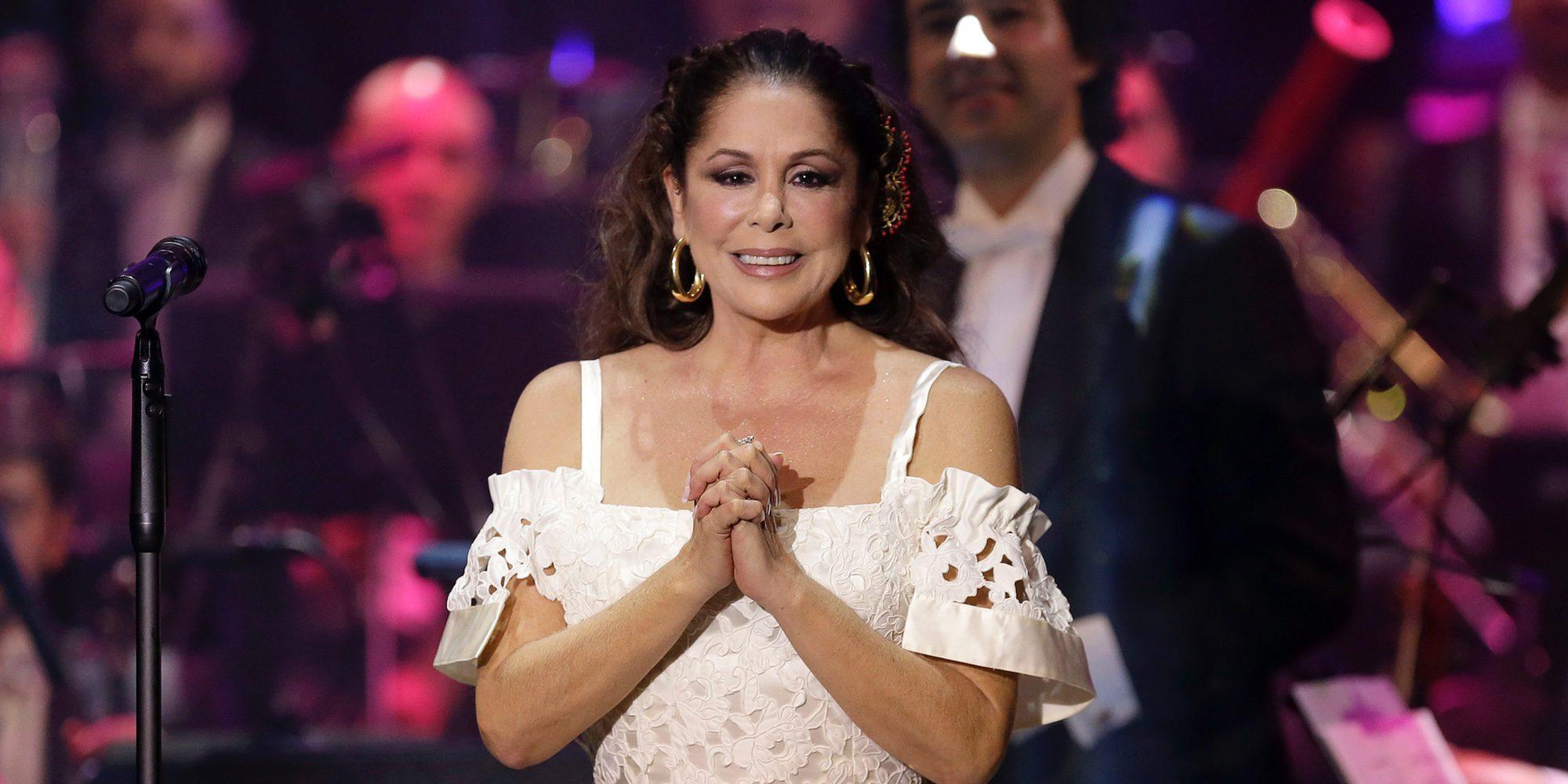 Isabel Pantoja conquista la lista de ventas española y ya es Disco de Oro