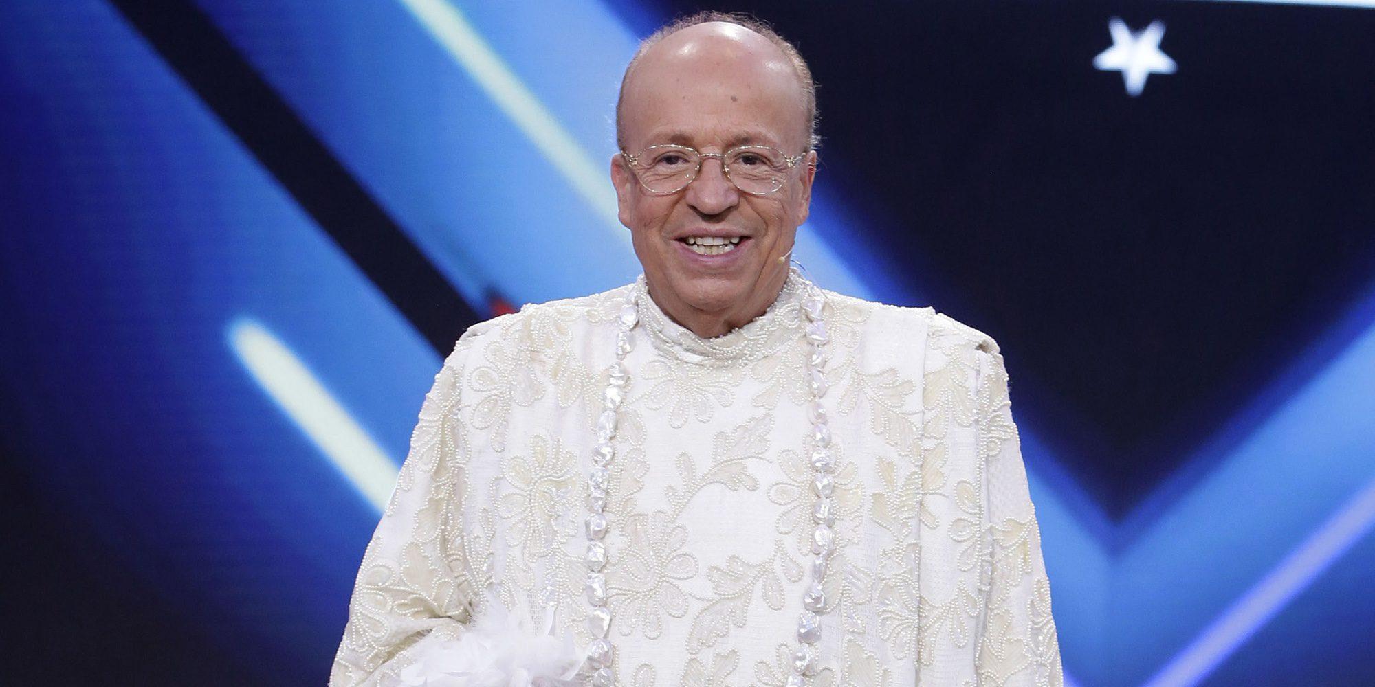 Rappel comparte con sus seguidores su encuentro con el Rey Juan Carlos