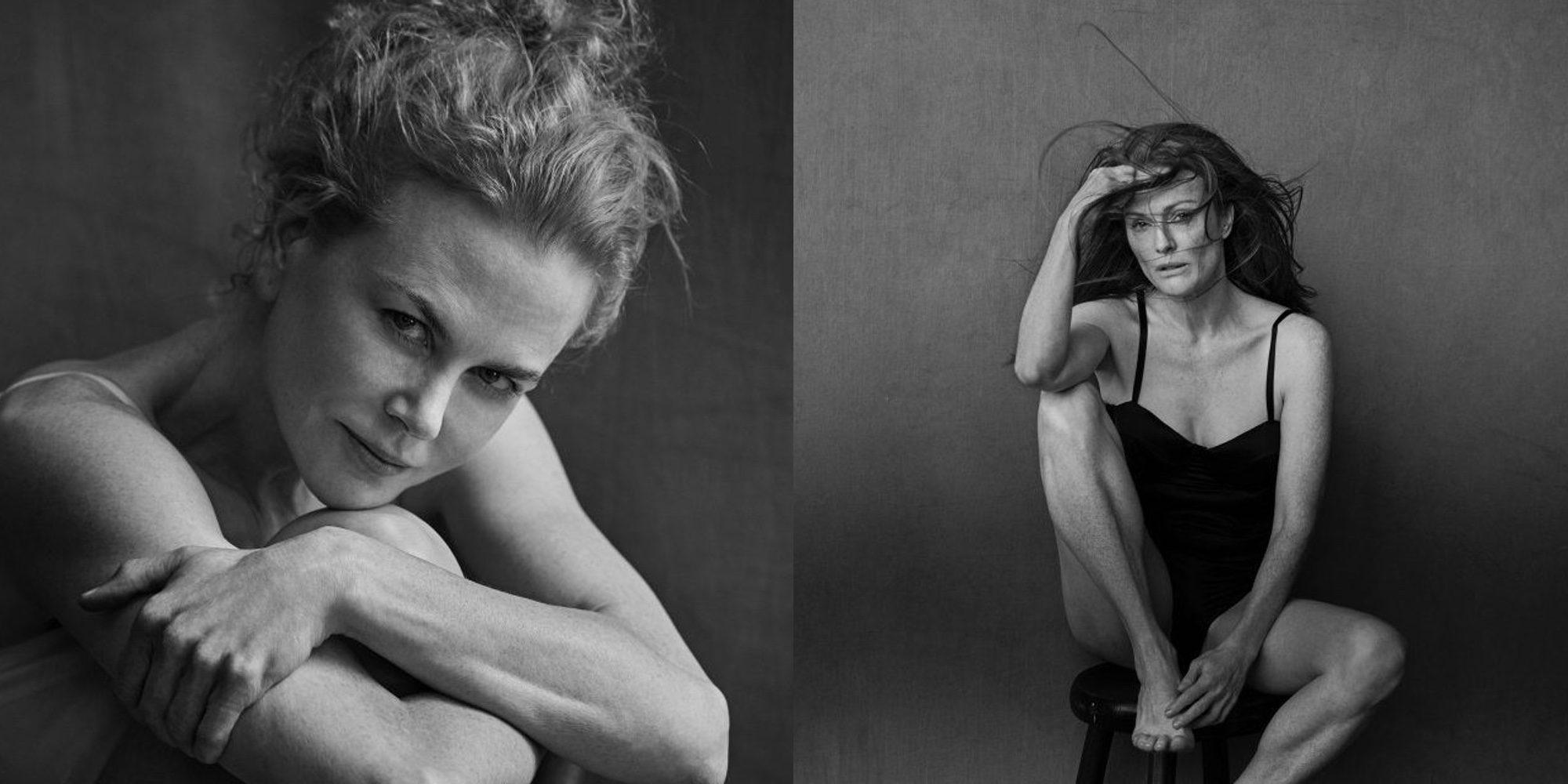 Julianne Moore, Nicole Kidman y Penélope Cruz, entre las protagonistas del Calendario Pirelli 2017