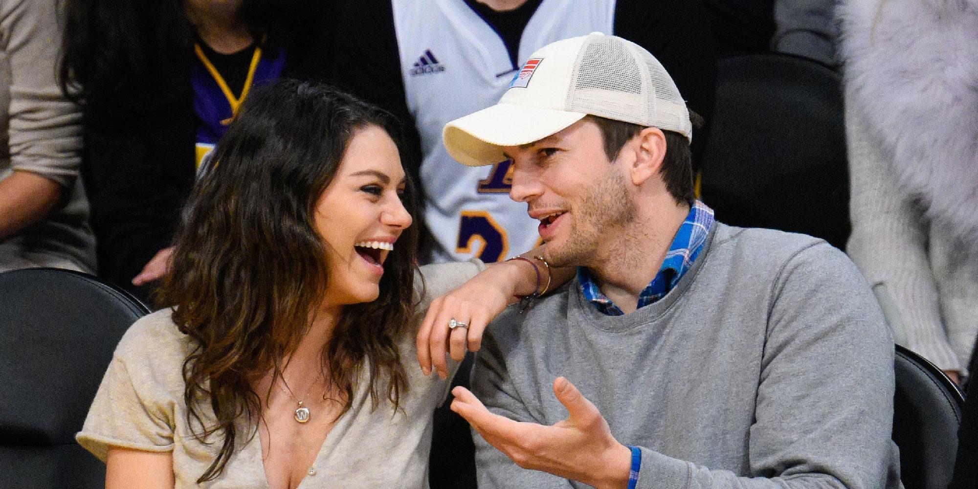 Ashton Kutcher y Mila Kunis han sido padres de su segundo hijo