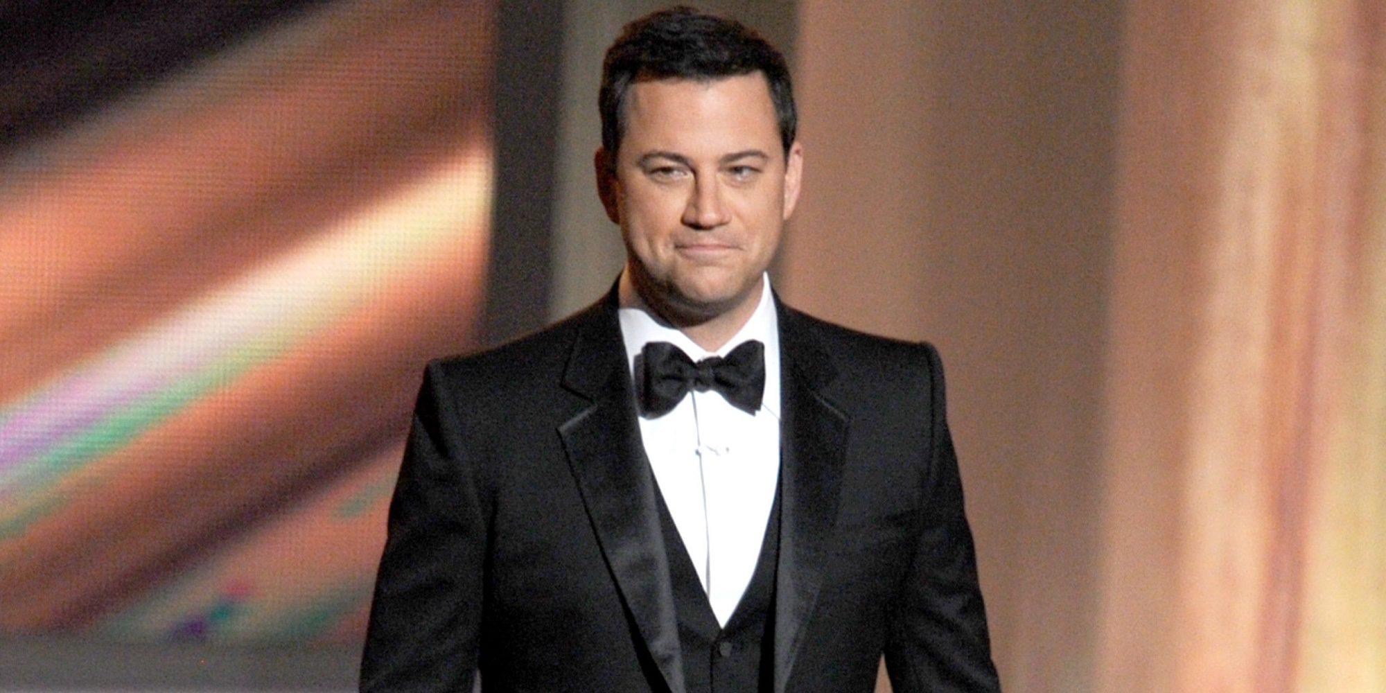Jimmy Kimmel será el encargado de presentar la gala de los Premios Oscar 2017