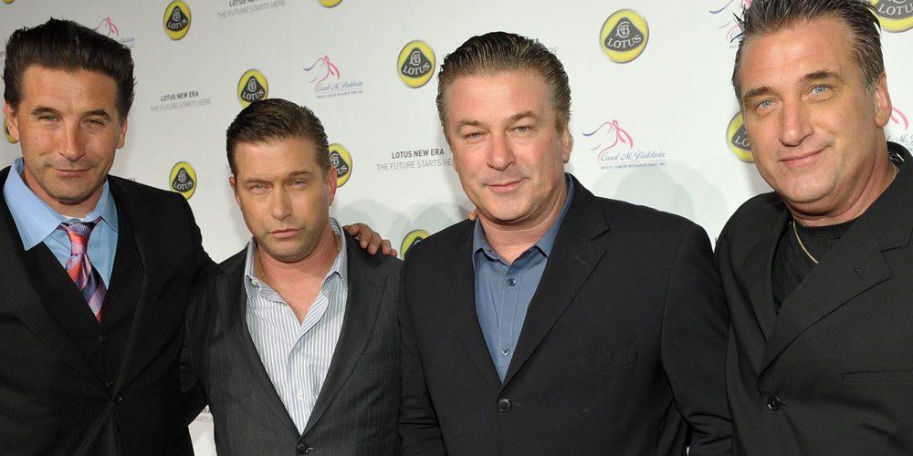 Los hermanos Baldwin: un clan de actores de mirada penetrante