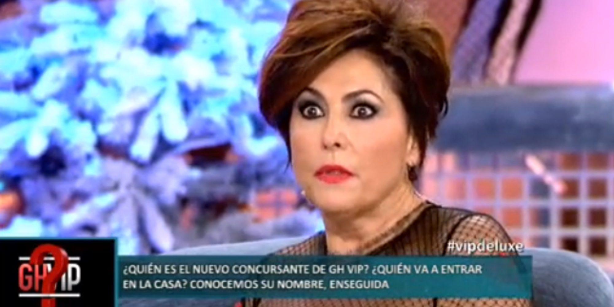 """Irma Soriano confirma que Toño Sanchís se ha puesto en contacto con ella: """"Me mandó un mensaje"""""""