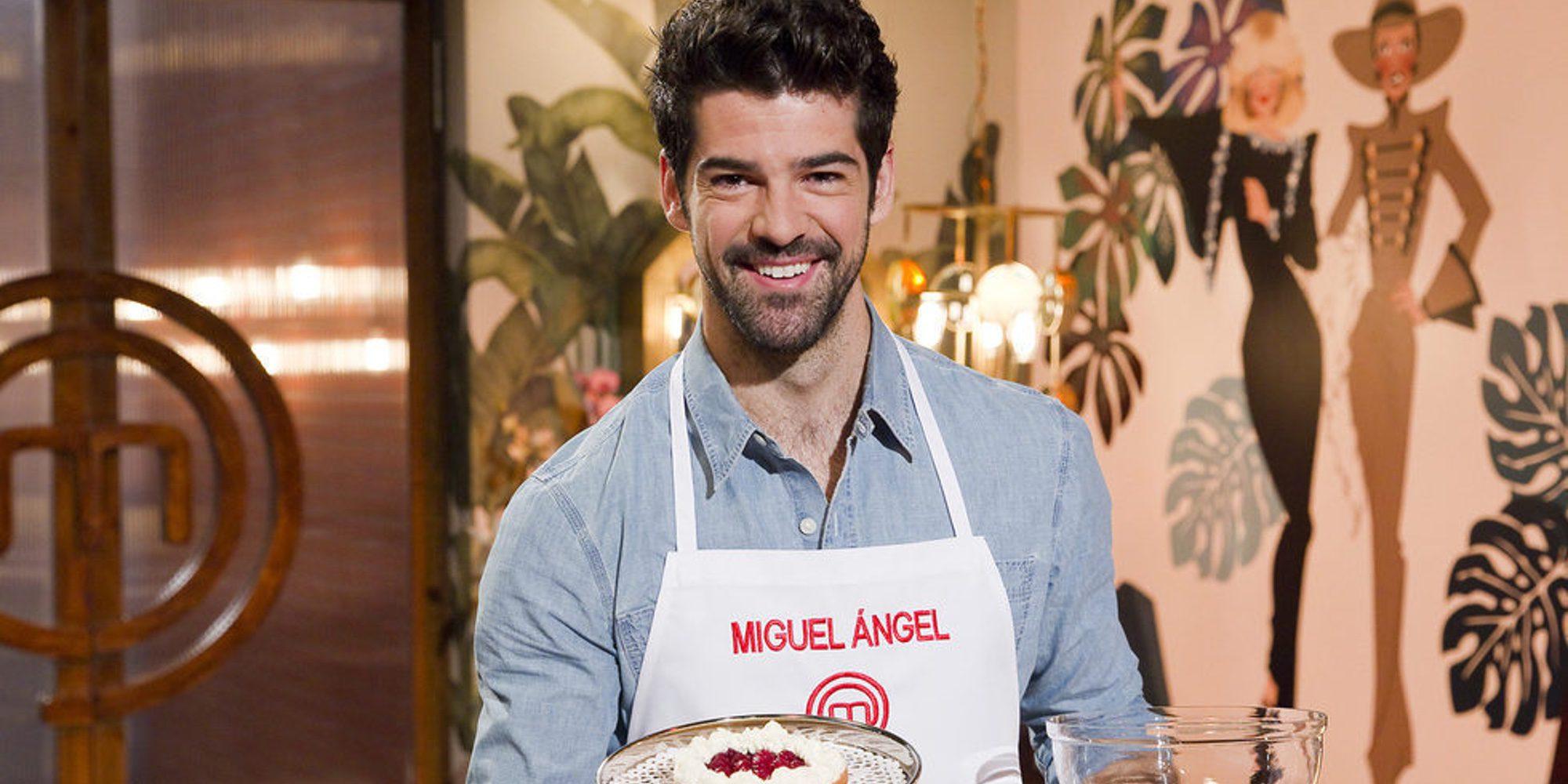 Miguel Ángel Muñoz, primer ganador de 'MasterChef Celebrity'