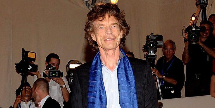 Mick Jagger y Melanie Hamrick presentan a su hijo Deveraux Octavian Basil