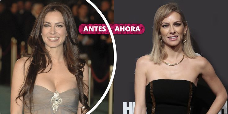 Así ha cambiado Kira Miró: La transformación de la actriz y presentadora canaria