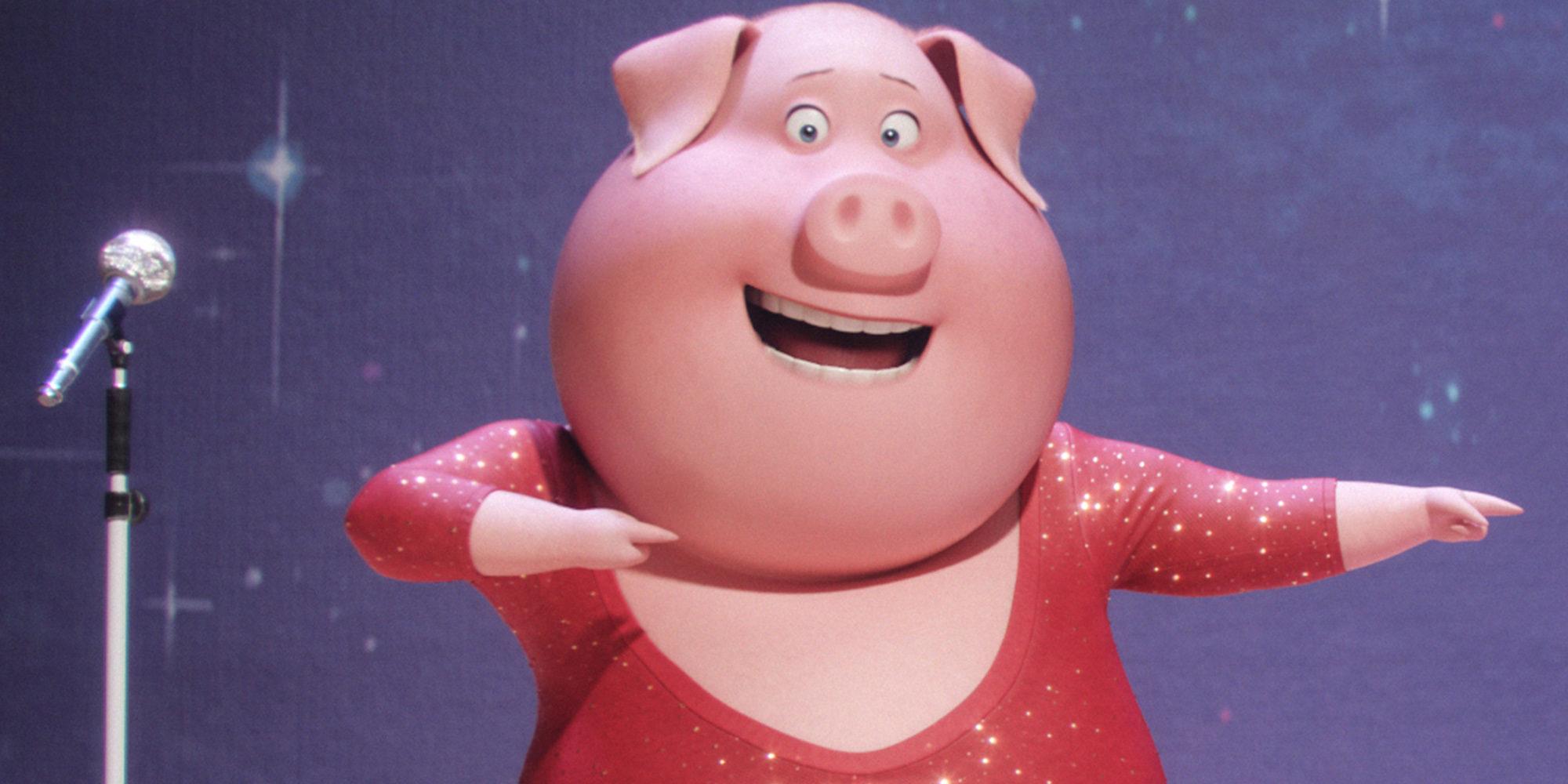 '¡Canta!' lidera los estrenos en cine previos a Nochebuena y Navidad