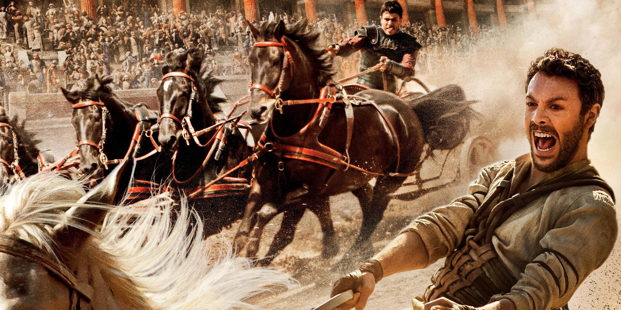 'Ben-Hur' y otros grandes fracasos de taquilla en 2016