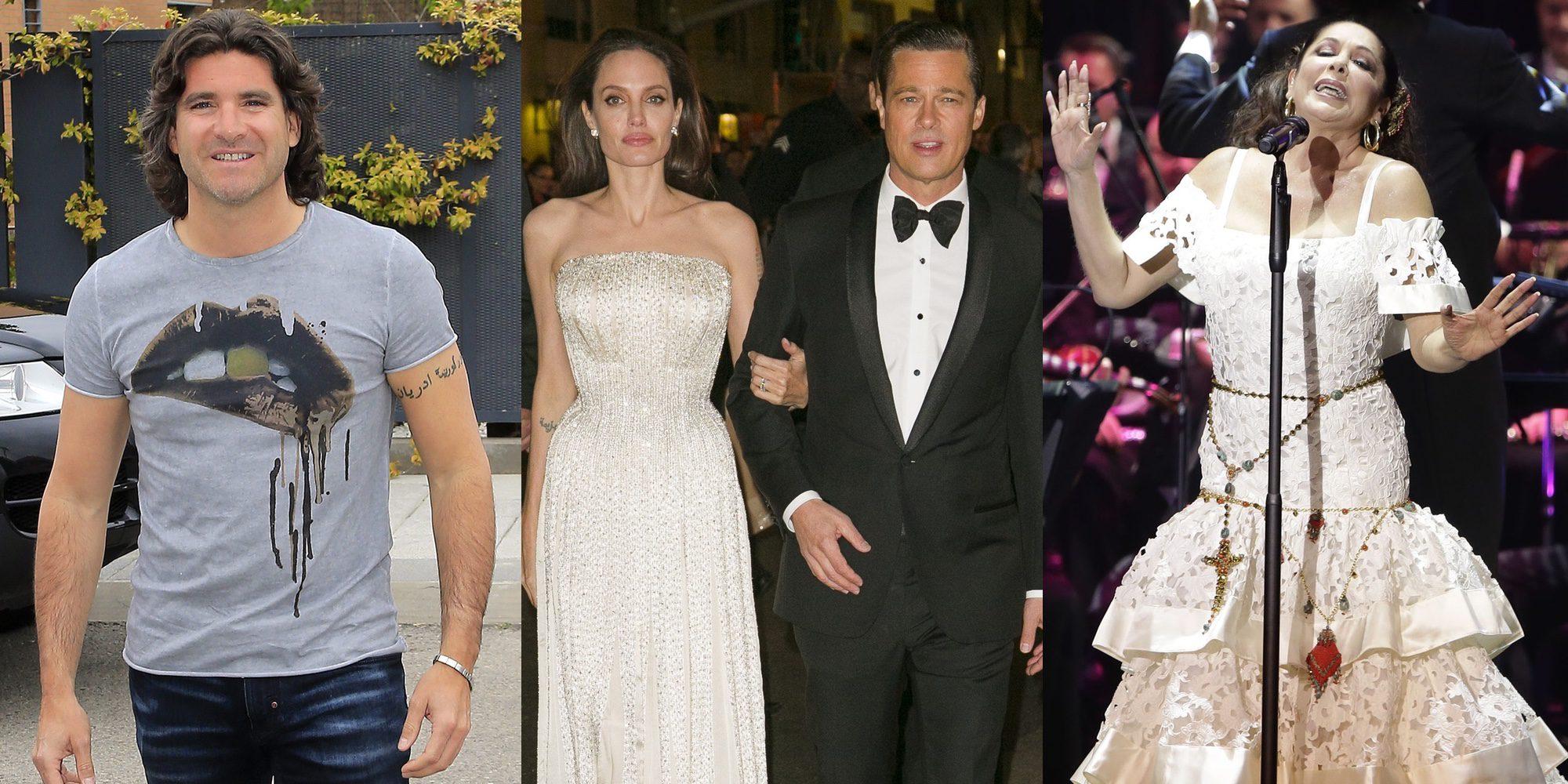 Toño Sanchís, Brad Pitt y Angelina Jolie o Isabel Pantoja: Celebs que protagonizarán los titulares de 2017